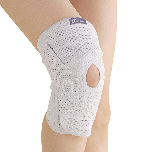アルファックス お医者さんの膝ベルト 薄手しっかりタイプ Sサイズ 1枚入