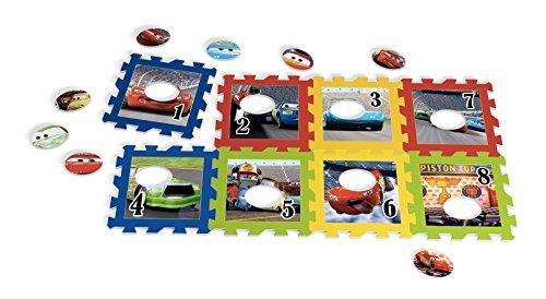 Disney Cars   Alfombra Puzzle 8 piezas