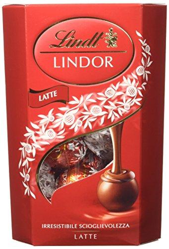 Lindor Cornet Latte Gr.200