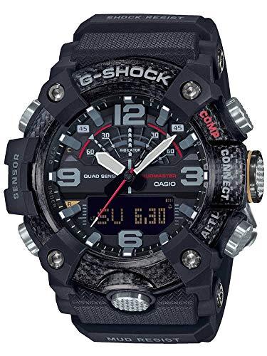 Casio Herren-Uhren Analog, digital Quarz One Size Resin 87777481