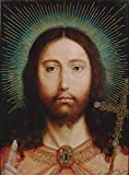 Quentin Massys Christus Salvator Mundi C Wooden Jigsaw Puzzles 1000 Piece Toy Adult DIY Challenge Décor