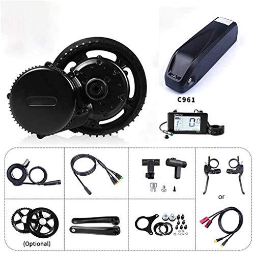 Kit de conversión de Bicicleta eléctrica/Kit de conversión Kit de 36V 250W del Medio del Motor de accionamiento eléctrico Accesorios for Bicicletas Bicicleta de Carretera E-Bici Kit de conversión de
