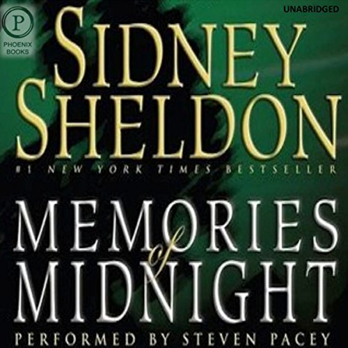Memories of Midnight                   Auteur(s):                                                                                                                                 Sidney Sheldon                               Narrateur(s):                                                                                                                                 Steven Pacey                      Durée: 9 h et 43 min     1 évaluation     Au global 4,0