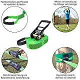 Zoom IMG-1 high pulse slackline set incl
