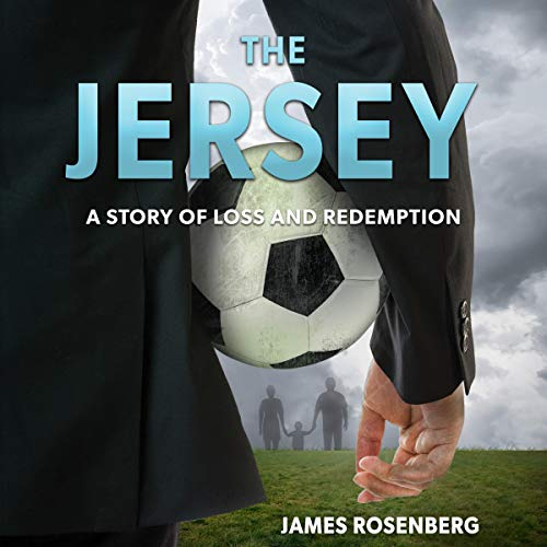 The Jersey Audiobook By James Rosenberg cover art
