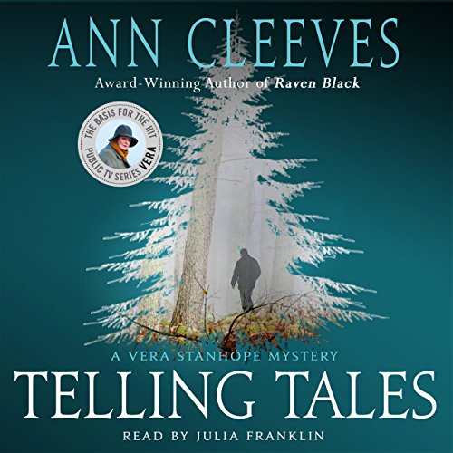 Telling Tales audiobook cover art