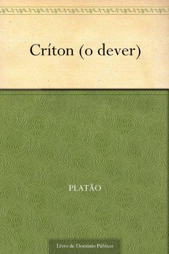 Críton (o dever)