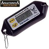 ANACONDA Fish Hawk GTM - Tiefenmesser & Thermometer zum Angeln, Messgerät für Wassertiefe & Wassertemperatur
