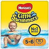 Huggies Little Swimmers Disposable Swim pannolini, taglia 5 - 6