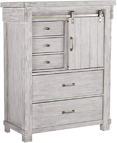 Signature Design by Ashley Brashland chests-of-drawers, White