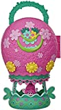 Trolls DreamWorks World Tour Tour Balloon, Toy Playset with Poppy Doll, with Storage and Handle for On-The-Go Play, Girls 4 Years and Up
