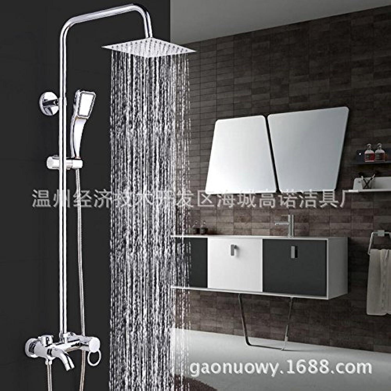 AGECC Best Choice Shower Bath Set Small Third Shower Sprinkler Suit Suit Bathroom Faucet Lifting Pipe Pressure