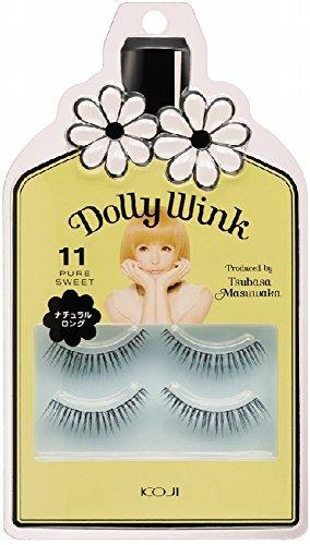Koji Dolly Wink False Eyelashes #11 Pure Sweet by Koji