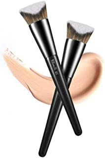 Fillimilli V Cut Foundation Brush 822 1EA Olive Young K-beauty YouTube Hit Item