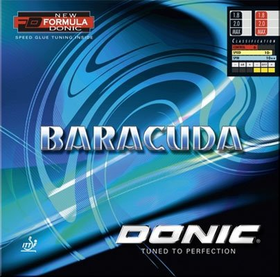 Find Discount DONIC Baracuda Table Tennis Rubber