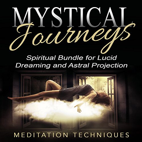 Mystical Journeys audiobook cover art