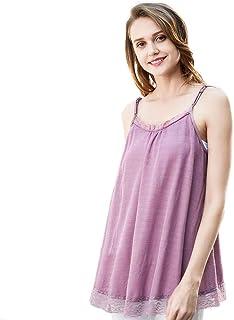سترة BSOCL للنساء الحوامل مضادة للإشعاع 100% من الألياف الفضية مع بدلة إشعاعية للنساء الحوامل ، ملابس عادية ، بيج ، XL (ال...