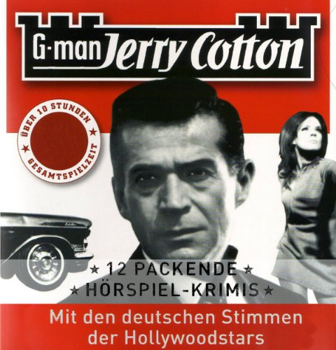 G-man (Jerry Cotton) Titelbild