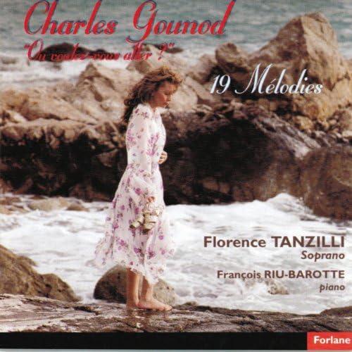 Florence Tanzilli & François Riu-Barotte
