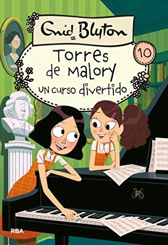 Torres de Malory #10. Un curso divertido
