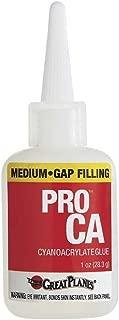 Pro CA+ Glue 1 oz Medium