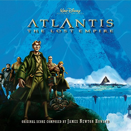 Atlantis The Lost Empire Original Soundtrack