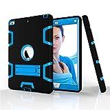 Jobss Coque hybride pour iPad Pro 10,5', couleur contrastée, résistante aux chocs, protection en...
