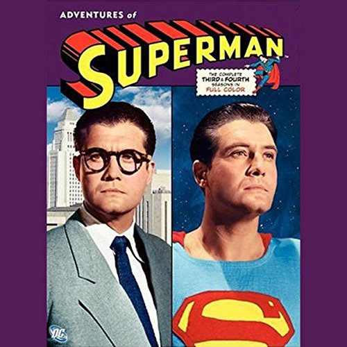 Adventures of Superman, Vol. 4 audiobook cover art