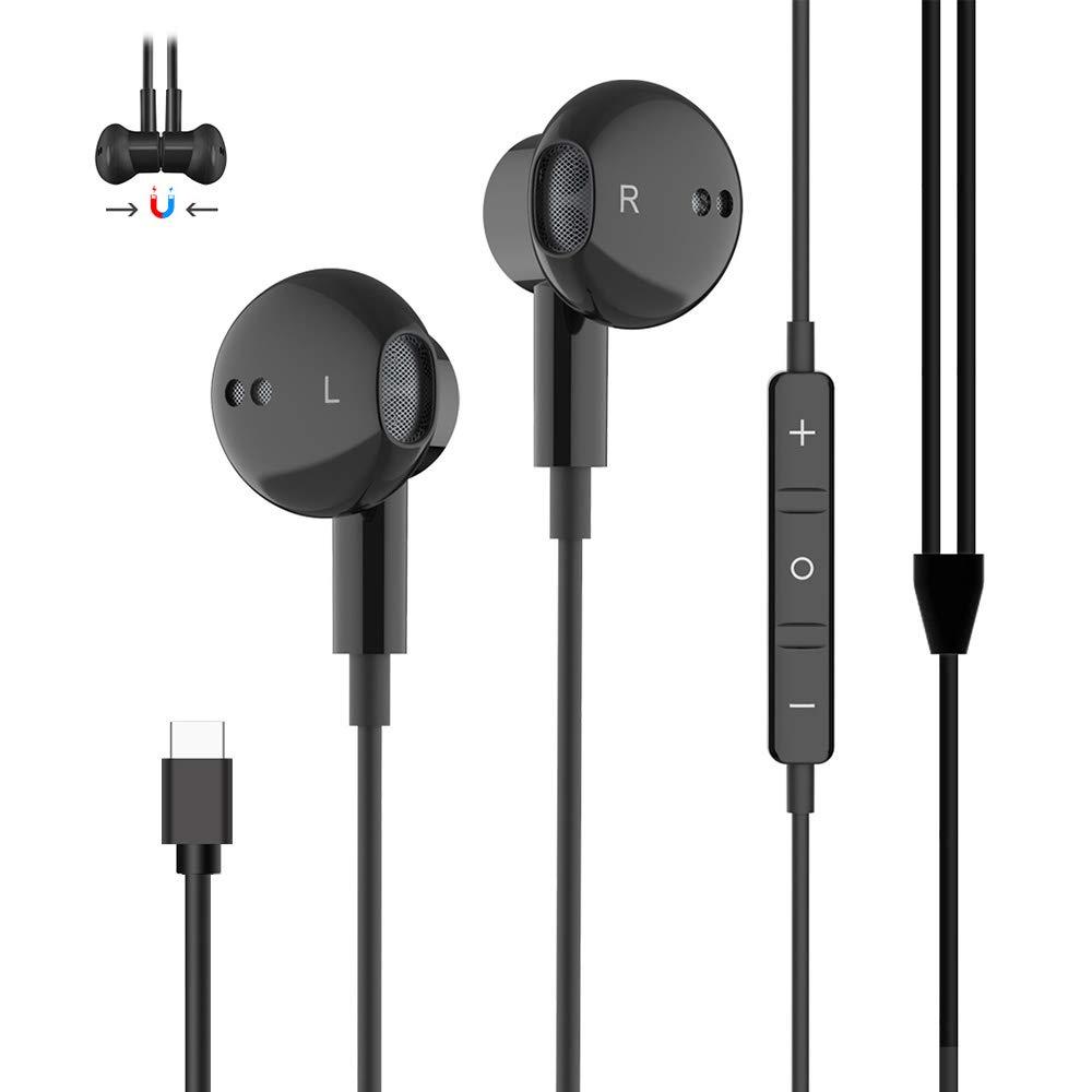 Earphones Magnetic Earbuds Cancelling Headphones