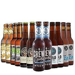 Bier - Deluxe Selection Craft - Beer - Kennenlern - Paket - Deutschland (12 x 0.33 l)