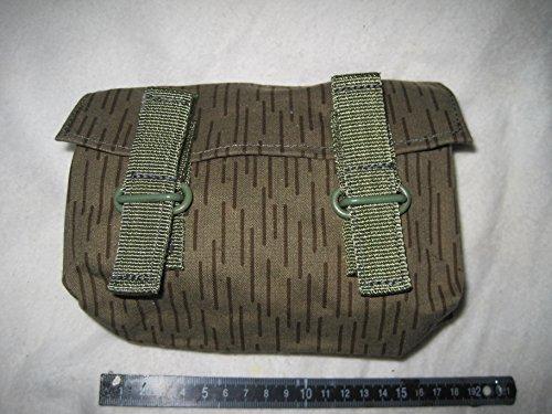 LAGERMAULWURF.de NVA Tasche klein einstrich keinstich Tasche für Munition Handy Tasche