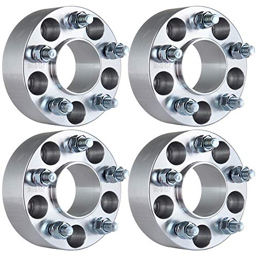 "2Pcs 1/"" 5x4.5  Wheel Spacers 1//2/"" For 1997-2010 Mercury Mountaineer"