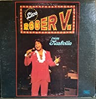 Live Roger V. From Nashville Record Vinyl Album LP