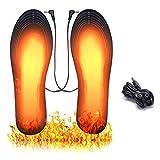 ASANMU Plantillas Calefactables USB, 2020 Nuevo Plantillas de Zapatos con...
