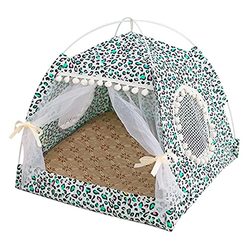 Mimei Tienda De Campaña Transpirable De Verano Perro Perro Perros Dogs Cat Tent Indoor Casa De Mascotas Cama Camping Hogar Imaginative