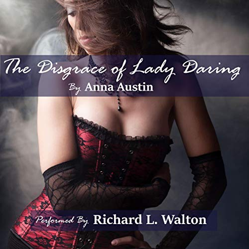 The Disgrace of Lady Daring audiobook cover art