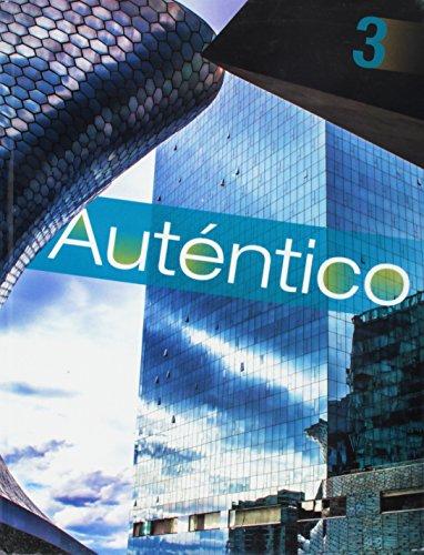 Autentico 2018 Student Edition Level 3 Grade 6/12