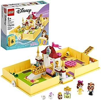 Lego Disney Belle's Storybook Adventures Creative Building Kit