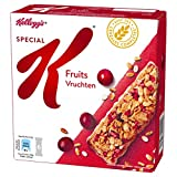 Kellogg's Spécial K Barres Croustillantes Fruits Rouges 129 g