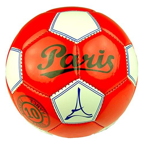 Souvenirs de France - Mini-Ballon Paris Tour Eiffel - Rouge