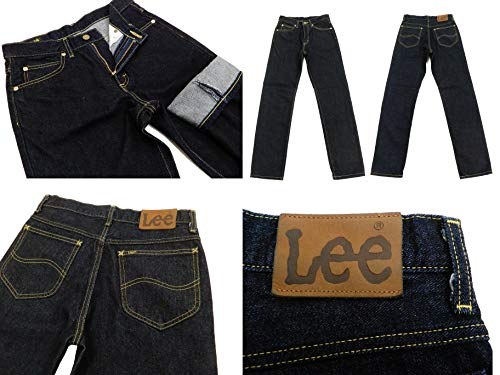 Lee『AMERICANSTANDARD201ストレートジーンズ(02010)』