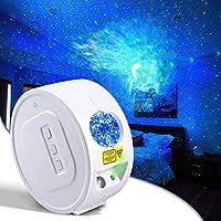 BSSN Nebula Moon Skylight Night Light for Kids
