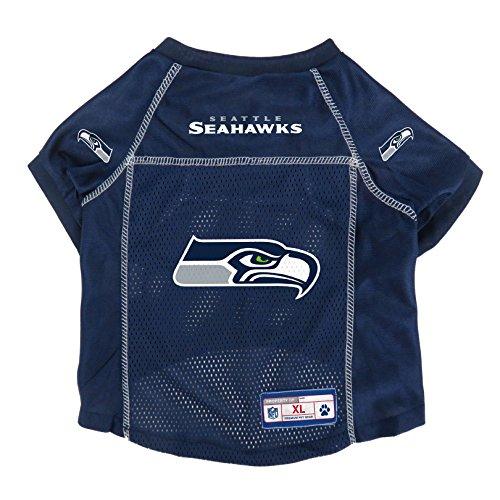 NFL Seattle Seahawks Pet Jersey, Small