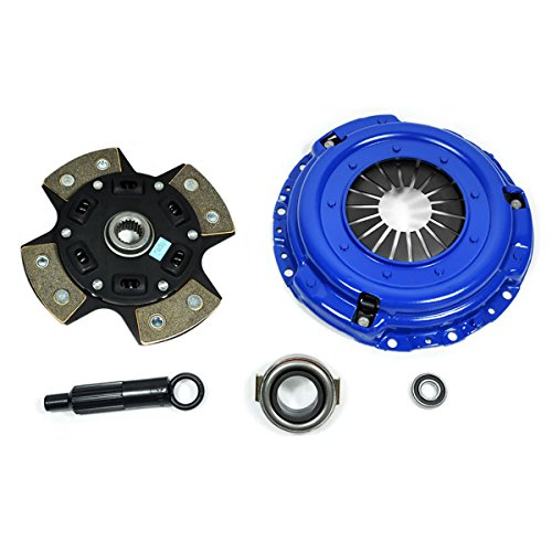 EFT RACING STAGE 3 CLUTCH KIT /& FLYWHEEL WORKS WITH 89-95 SUZUKI SAMURAI//SIDEKICK 1.3L