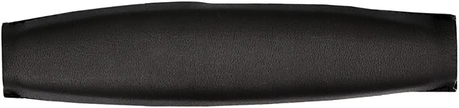 kwmobile Headband Cushion Pad for Bose Quietcomfort - PU Leather Head Band Pad Cushion for Headphones - Black