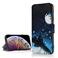 夏目友人帳 Iphone Xr ケース 手帳型ケース 財布ケース カード収納 財布型携帯カバー Tpu+Puレザー
