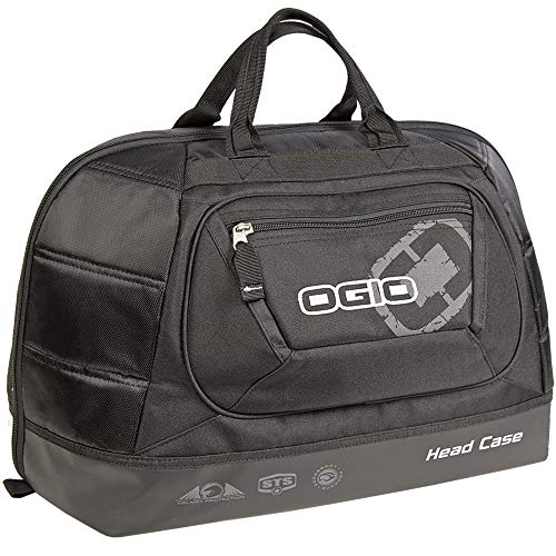 OGIO 121009.36 Stealth Black Head Case Motorcycle Helmet Bag