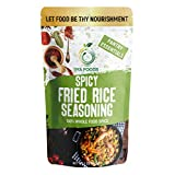 Iya Foods Spicy Fried Rice Seasoning 5 oz Bag. Made with Herbs, Peppers & Spices. Free from MSG or Anything Artificial. Delicious, Healthy Spicy Fried Rice in Minutes…