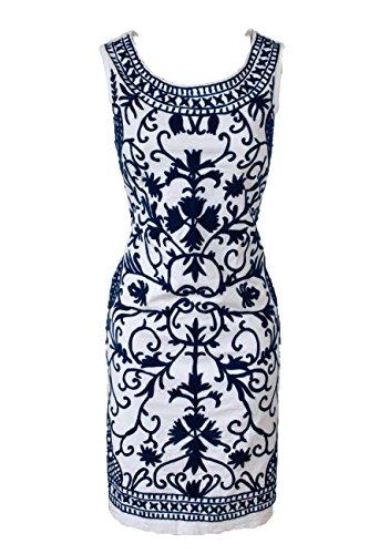 Almatrichi Vestido de mujer con bordado Zafira