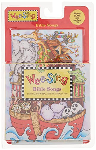 Wee Sing Bible Songs (Wee Sing) CD and Book Edition